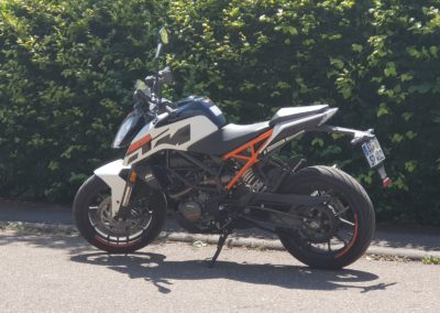 KTM 125 ccm
