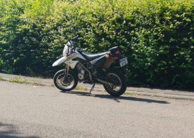 Kawasaki D-TRacker 125 ccm